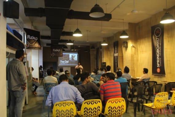 150 seaters Event Space New Delhi Okhla 91springboard-okhla