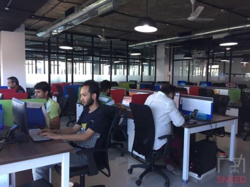 50 seaters Open Desk Mumbai Andheri 91springboard-andheri