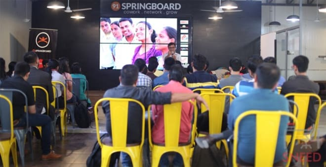 Event Space Gurgaon Sector 44 91springboard-sector-44