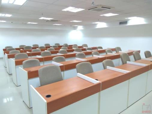 36 seaters Training Room Chennai Perungudi conclo-office-spaces