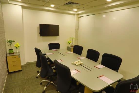 12 seaters Meeting Room Gurgaon Sohna Road accesswork-sohna-road