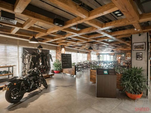 General Gurgaon Sector 50 motoziel-cafe-and-brewery---myhq-coworking-space