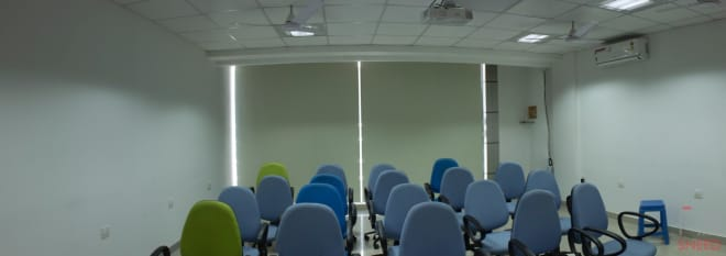 35 seaters Training Room Bangalore JP Nagar revamp-in
