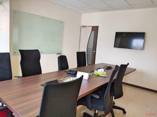 8 seaters Meeting Room Bangalore Basavanagudi agilis