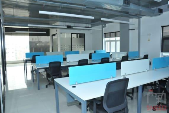 20 seaters Open Desk Bangalore HSR workshaala-hsr-sector-5