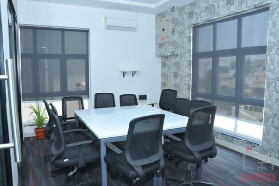 10 seaters Private Room Bangalore HSR workshaala-hsr-sector-5