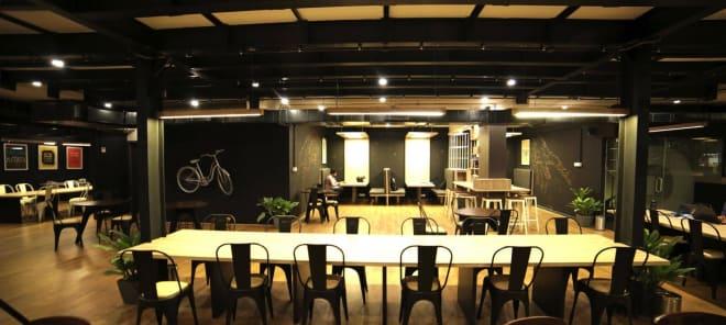 50 seaters Open Desk Bangalore Koramangala innov8-koramangala