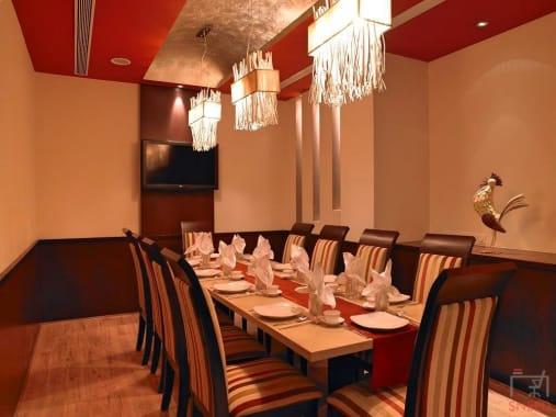 10 seaters Meeting Room Bangalore Koramangala blupetal-hotel