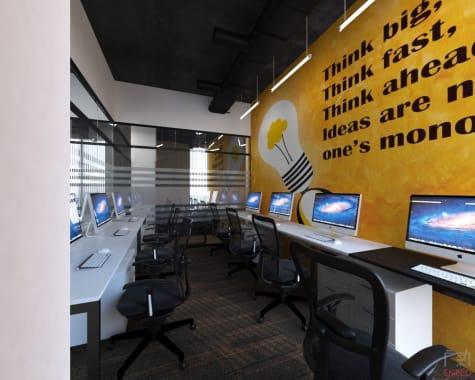 15 seaters Private Room Ahmedabad Vastrapur devx