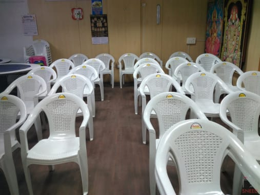 30 seaters Training Room Chennai Anna Salai green-splash-training
