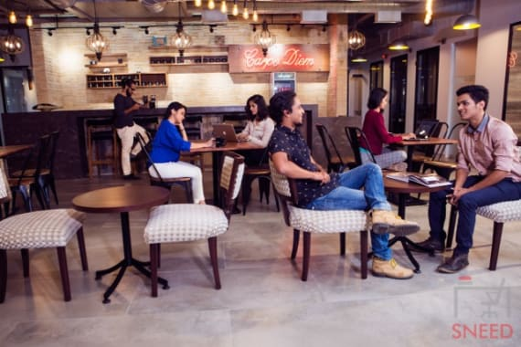 35 seaters Open Desk Bangalore Whitefield cowrks-whitefield