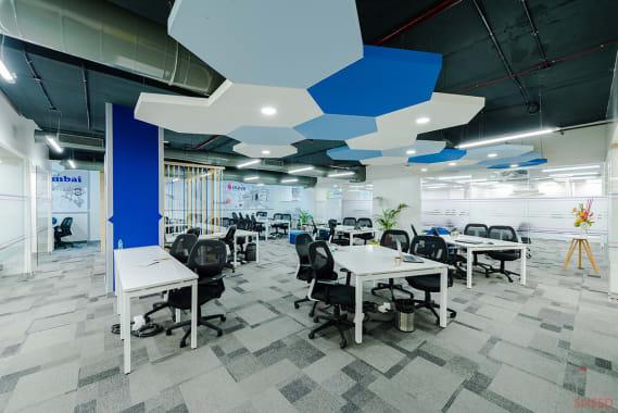 100 seaters Open Desk Mumbai Powai ikeva-powai