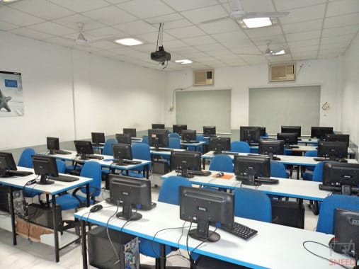 25 seaters Training Room Chennai Kilpauk talking-technology-training
