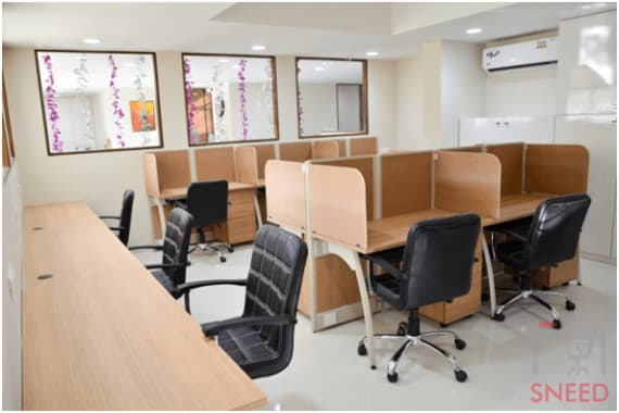 6 seaters Private Room Ahmedabad Navrangpura leaf