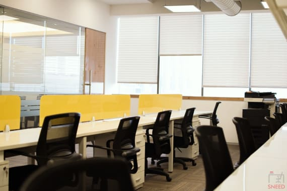 31 seaters Open Desk Gurgaon Sector 50 instaoffice-good-earth-city-centre