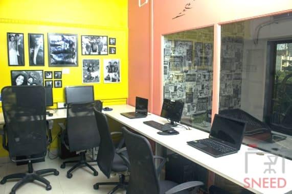 6 seaters Private Room Mumbai Andheri mumbai-coworking