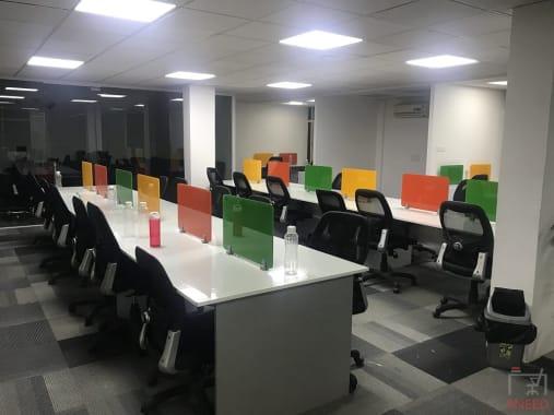40 seaters Open Desk New Delhi Ghitorni gohive-ghitorni