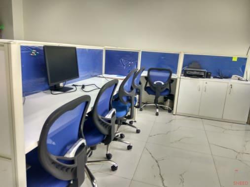 15 seaters Open Desk Gurgaon Sohna Road gohive-vipul-trade-center