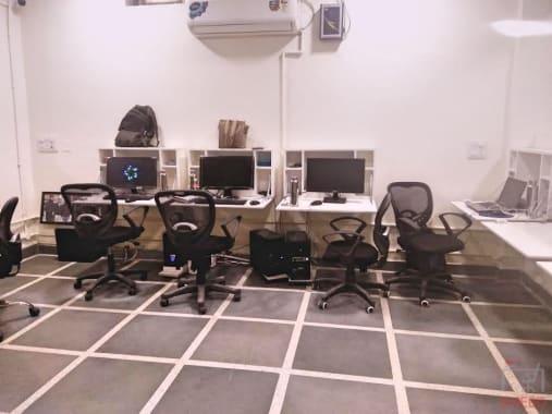 100 seaters Open Desk Chandigarh Mohali wotta-workspace