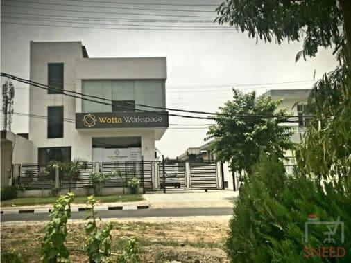 General Chandigarh Mohali wotta-workspace