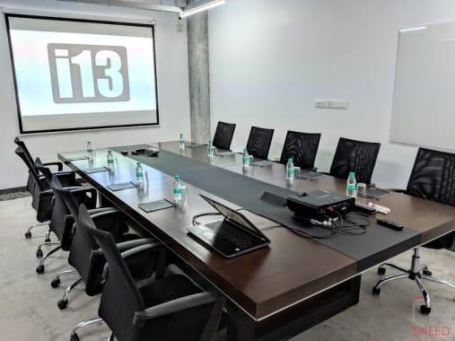 12 seaters Meeting Room Chennai Anna Nagar bunker@i13
