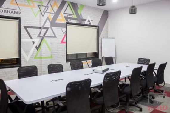 20 seaters Meeting Room Mumbai Thane workamp-59
