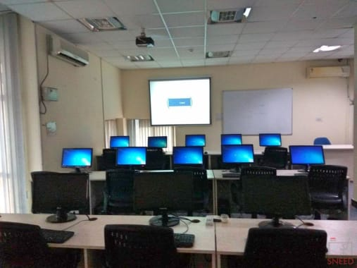 15 seaters Training Room Noida Sector 63 aurelius