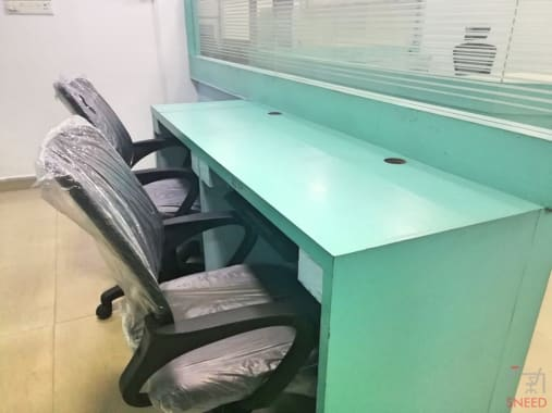 2 seaters Open Desk Chennai Anna Salai spacelance-chennai