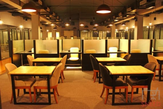 25 seaters Open Desk Mumbai Andheri workamp-andheri