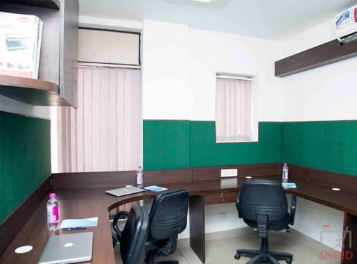 6 seaters Private Room Noida Sector 5 north-star-business-centres