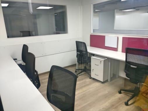 8 seaters Private Room Kolkata Camac Street awfis-camac-street