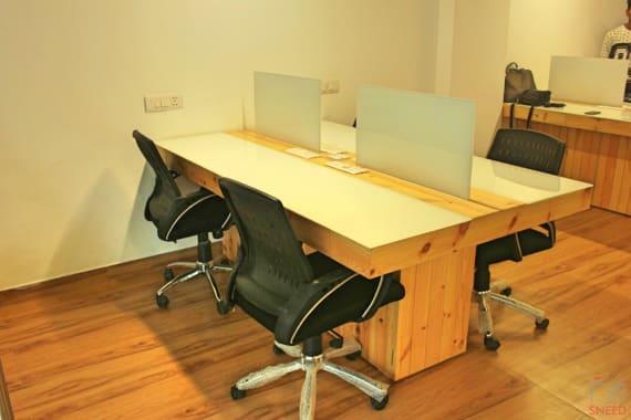 Open Desk New Delhi Nehru Place sharedesk