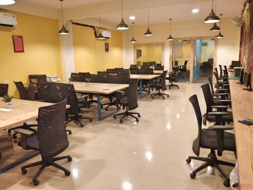 20 seaters Open Desk Gurgaon DLF Phase 4 workcation