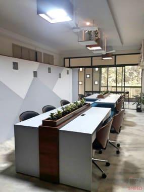 22 seaters Open Desk Bangalore Richmond circle bangalore-best
