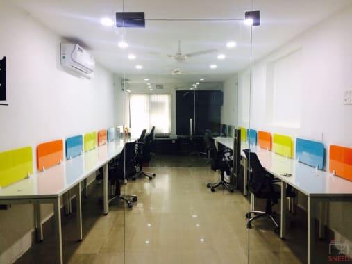 40 seaters Open Desk Hyderabad Himayatnagar cokarma-himayatnagar