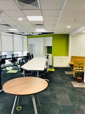 54 seaters Open Desk Gurgaon HUDA City Centre the-office-pass-unitech-cyber-park