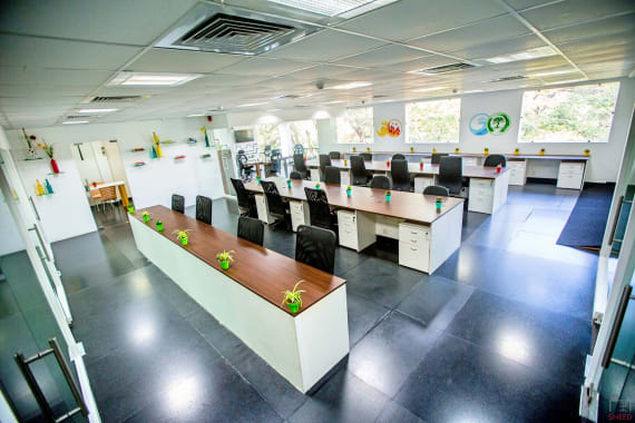 54 seaters Open Desk Chennai Mylapore karya-space-mylapore
