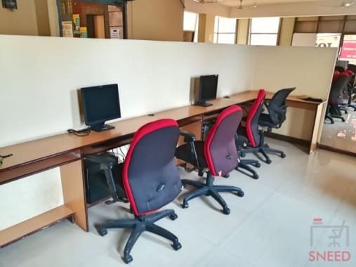 Bangalore HSR upskill-workspace