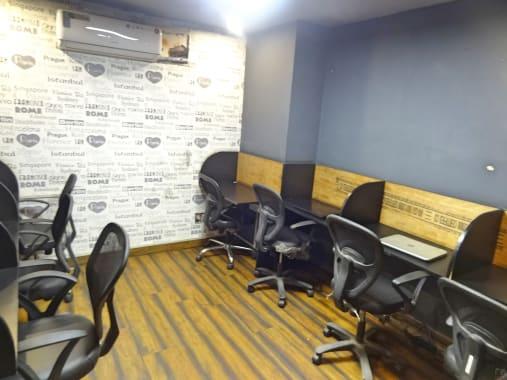 Private Room New Delhi Pitampura fume-coworking