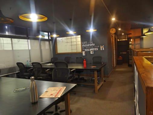 Open Desk New Delhi Pitampura fume-coworking