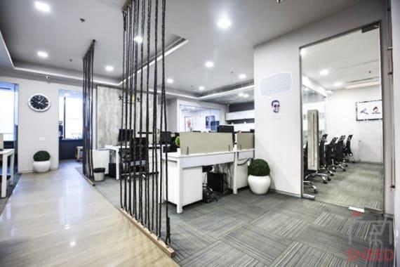 Open Desk Gurgaon Cyber City skootr-offices-cyber-city