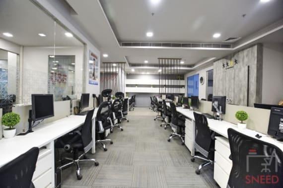 Gurgaon JMD Megapolis skootr-offices-sohna-road