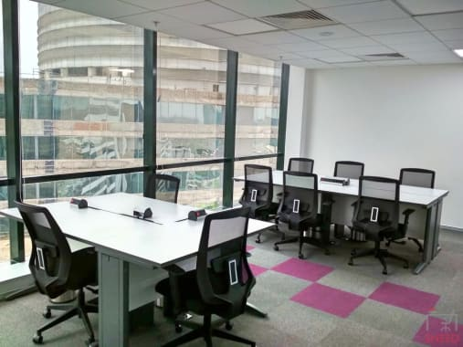 6 seaters Private Room Gurgaon DLF Cyber City apeejay-business-centre-gurugram