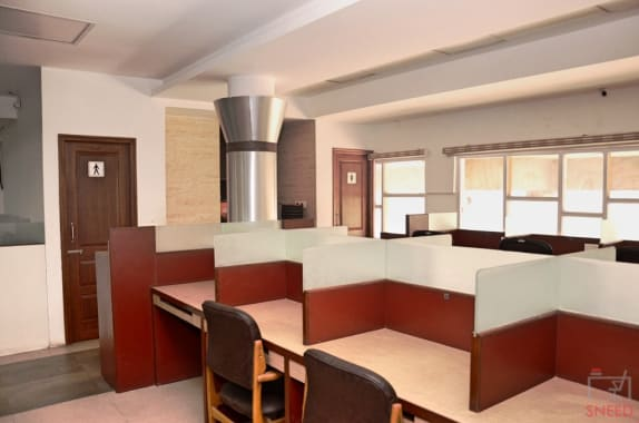 36 seaters Open Desk Chandigarh Sector 17C corporate-business-center
