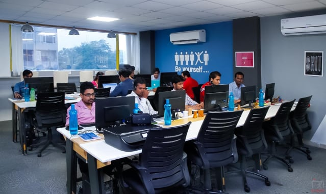 100 seaters Open Desk New Delhi Greenpark greenpark-metro-coworking