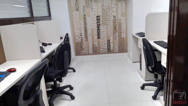 6 seaters Private Room Pune Hadapsar suave-space-hadapsar