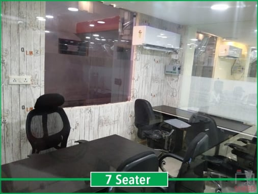 7 seaters Private Room Lucknow Indira Nagar qworky-indira-nagar