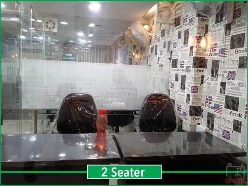 2 seaters Private Room Lucknow Indira Nagar qworky-indira-nagar