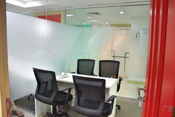 4 seaters Meeting Room Bangalore Koramangala the-british-centre