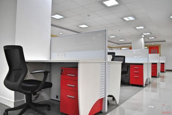 30 seaters Open Desk Bangalore Koramangala the-british-centre